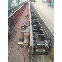 链式刮板输送机厂-誉铭环保厂家直销-黑河链式刮板输送机图片