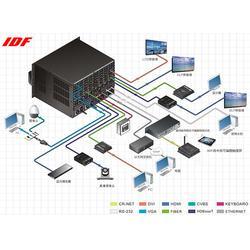 汉光IDF(图) 全无缝混合矩阵厂家 全无缝混合矩阵图片