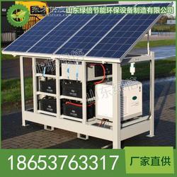太阳能发电机选型图片
