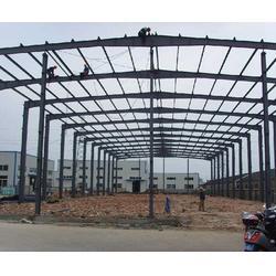济南钢结构工程安装,章丘白云彩钢钢构(在线咨询),济南钢结构图片