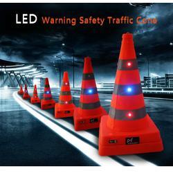年年旺高速路锥、路锥、LED路锥图片