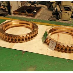 金宇减速机|齿轮 蜗轮图片