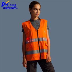 年年旺厂家设计-多口袋反光衣-福建反光衣图片