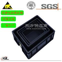 中空板箱配防静电PU ESD海绵内衬图片