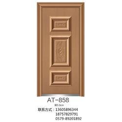 防盗门门面厂-防盗门门面-波红门面品质出众图片