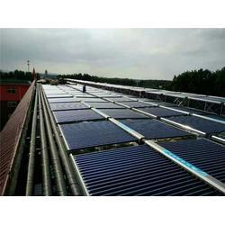 旭扬新能源、太阳能集热工程联箱、工程联箱图片