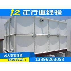 西藏5吨玻璃钢水箱图片