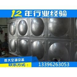 瑞征规格齐全 不锈钢焊接水箱单价-杭州不锈钢焊接水箱图片