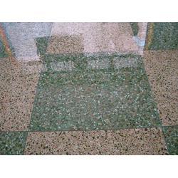 天津水磨石制作公司-天津万业嘉翔地坪公司(在线咨询)水磨石图片