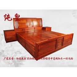 红木电视柜|画水纯皇红木家具厂(在线咨询)|东阳红木图片