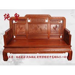 缅甸花梨木凳子|东阳缅甸花梨木|纯皇中高端红木定制(查看)图片