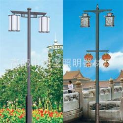 led太阳能庭院灯厂家、高邮市润宝照明(在线咨询)、庭院灯图片