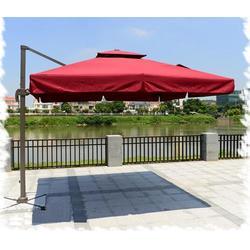 户外方形伞、宏源遮阳制品、江西方形伞图片