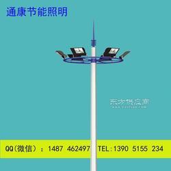 自发电高杆灯实力无限图片