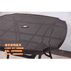 泰宇休闲家居品质服务 铝艺家具去哪买-铝艺家具图片
