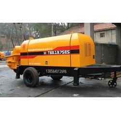 淮安地泵车、小型混凝土地泵车、摩剑节能(优质商家)图片