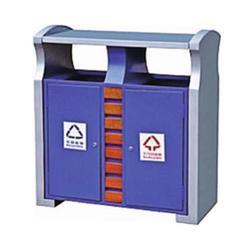 不锈钢钢板垃圾桶、永康优境厂家(在线咨询)、潍坊垃圾桶图片