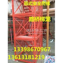 施工梯笼酬勤生产承载力强安全可靠图片