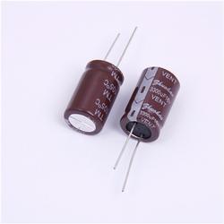 寮步125度电解电容_125度电解电容订制 _卓旺电子图片