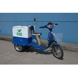 三轮快速保洁车|鹏飞环保值得信赖|保洁车图片