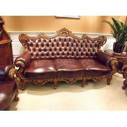 美式沙发多少钱、临沂美式沙发、百家信公司图片