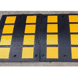 济南减速带、专业安装减速带、济南鲁安放心选购(优质商家)图片