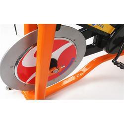 棗莊健身車、康華健身器材健身車、動感單車健身車超靜音圖片