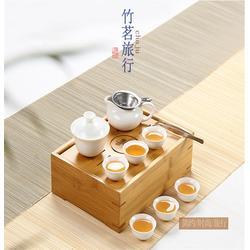 旅行茶具|金鑲玉(優質商家)|功夫旅行茶具圖片
