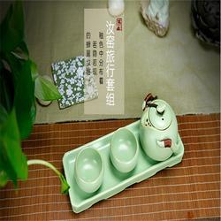 车载茶具|金镶玉(在线咨询)|车载茶具 快客壶图片