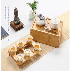 车载茶具、金镶玉(在线咨询)、紫砂车载茶具图片