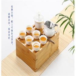 旅行茶具、一壶两杯旅行茶具、金镶玉便携茶具(多图)图片