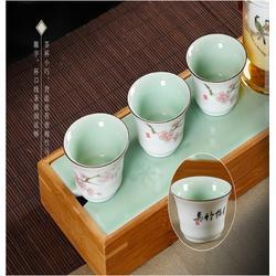 车载旅行茶具、旅行茶具、金镶玉(查看)图片