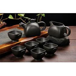 功夫茶具知識|茶具知識|金鑲玉茶具套組(多圖)圖片