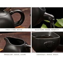 茶具品牌-茶具-金镶玉礼品茶具(查看)图片