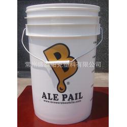 6加仑啤酒发酵桶、食品级葡萄酒酿酒塑料桶图片