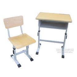 买钢木优质课桌椅华鑫家具图片