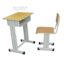 课桌椅钢木课桌椅生产厂家图片