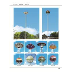 led高杆灯-高杆灯-环球太阳能(查看)图片