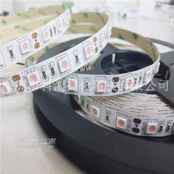 LED软光条 贴片5050粉红LED柔性灯带 60灯不防水滴胶防水厂家直销图片