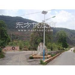 led新农村建设IP65一体化太阳能路灯25W30W贴片式太阳能路灯厂家图片
