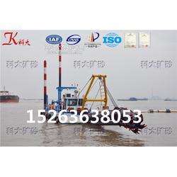 绞吸式清淤机械、河道清淤船、液压绞吸式挖泥船图片