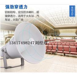 12V监控有源号角喇叭图片