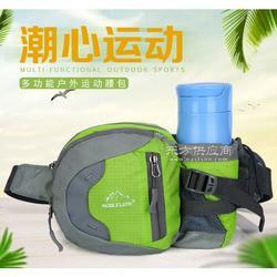 厂家专业定制户外运动大容量水壶腰包图片