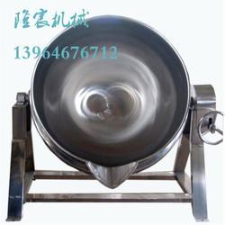 蒸汽夹层锅商用,苏州蒸汽夹层锅,诸城隆宸机械图片