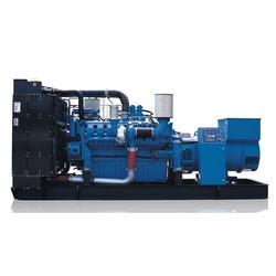 山西柴油发电机,科斯达电气(优质商家),低噪音柴油发电机组图片