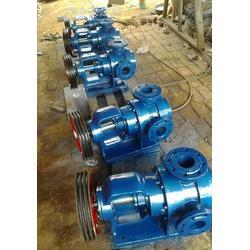 NYP高粘度内转子泵-高粘度齿轮泵图图片