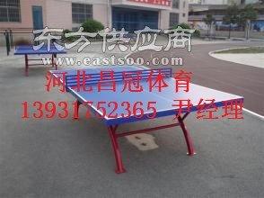 半折叠乒乓球台生产厂家图片