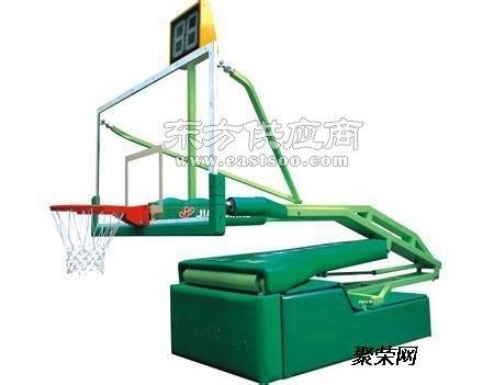 电动篮球架生产厂家欢迎您图片