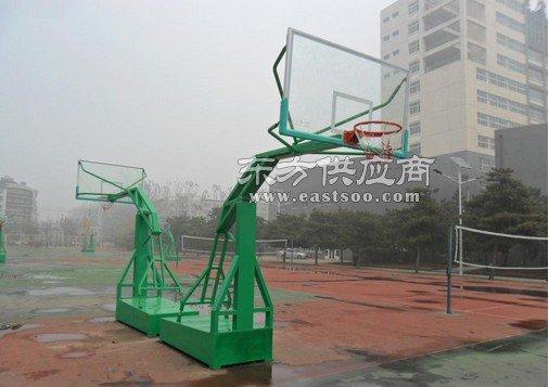 标准篮球架生产厂家物美价廉图片