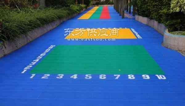 优质硅PU篮球场材料生产厂家图片